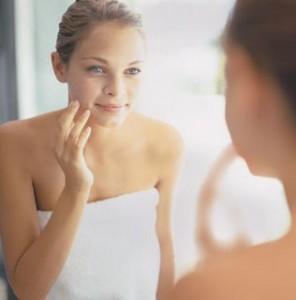 como curar el acne